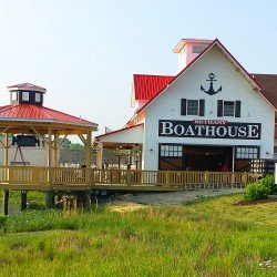 Bethany Boathouse Open