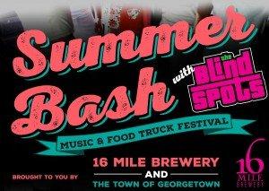 Summer Bash in Georgetown 8/8