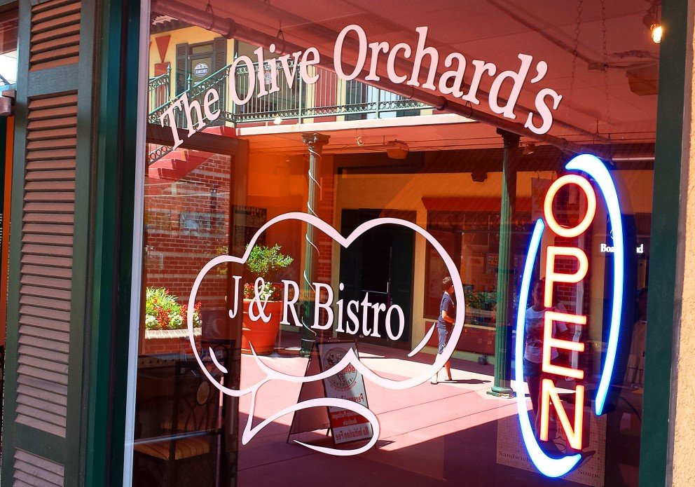 Olive Orchard Bistro OPEN | View More Photos