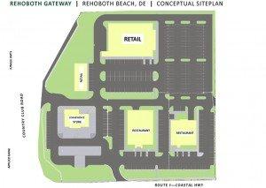 Rehoboth Gateway Filling Up