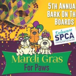 Mardi Gras for Paws 10/17