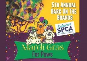 Mardi Gras for Paws 10/17