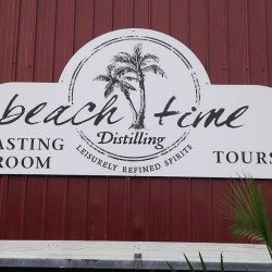 Beach Time Distilling OPEN