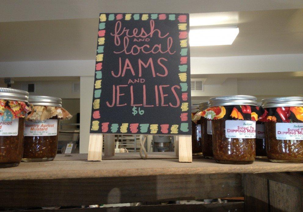 OWB jams jellies
