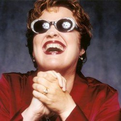 Diane Schuur Heads True Blue