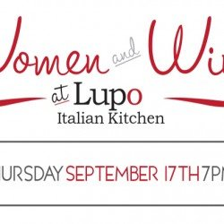 Wine, Women & Pasta 9/17