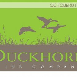 Duckhorn @ Catch 10/8