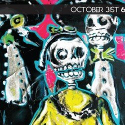 Mexican Halloween 10/31