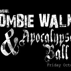 Walk With The Zombies 10/23