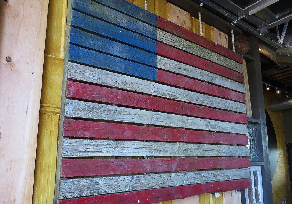 crooked hammock flag crenh