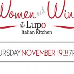 More Women, More Wine 11/19