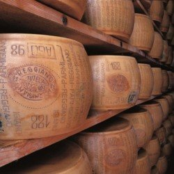 The Majesty of Parmigiano-Reggiano