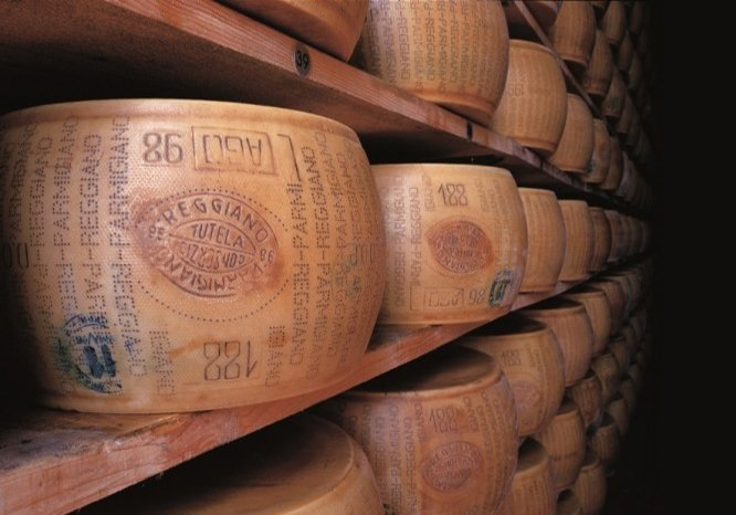 The Majesty of Parmigiano-Reggiano | View More Photos