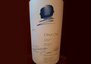 Opus One: Who on Your List is Deserving? | View More