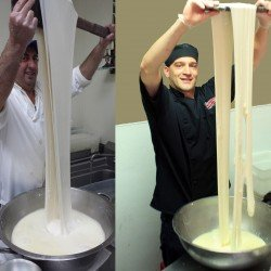 Pasta Filata Part 1: Mozzarella for Supper Tonight