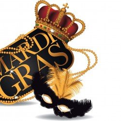 Mardi Gras at the Buttery 2/9