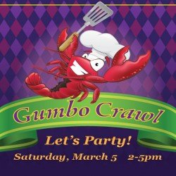 Crawlin' for Gumbo 3/5