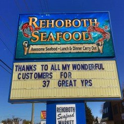 Reho Seafood Becomes Reho Fish House