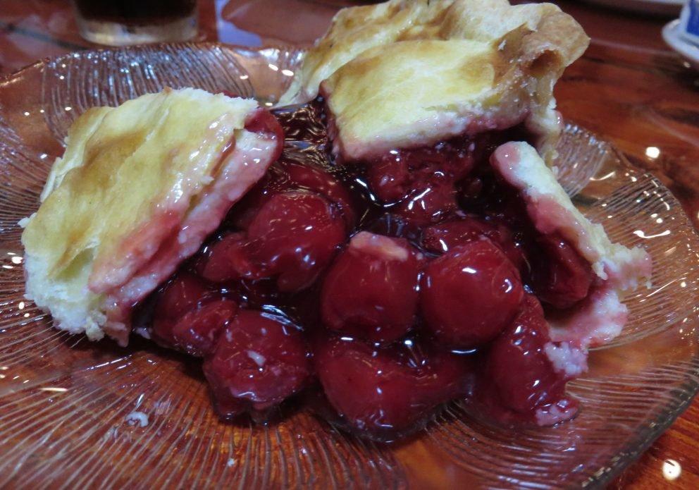 jimmy's grill cherry pie