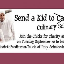 Chicks for Teen Chefs!  9/20