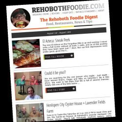 Like the Foodie Digest? It's Free!