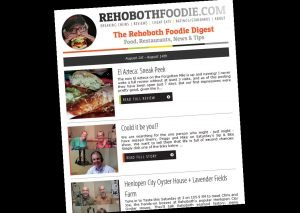 Get The Foodie Digest FREE