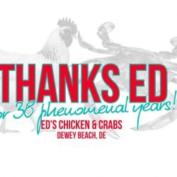 Chicken Ed Honored in Dewey