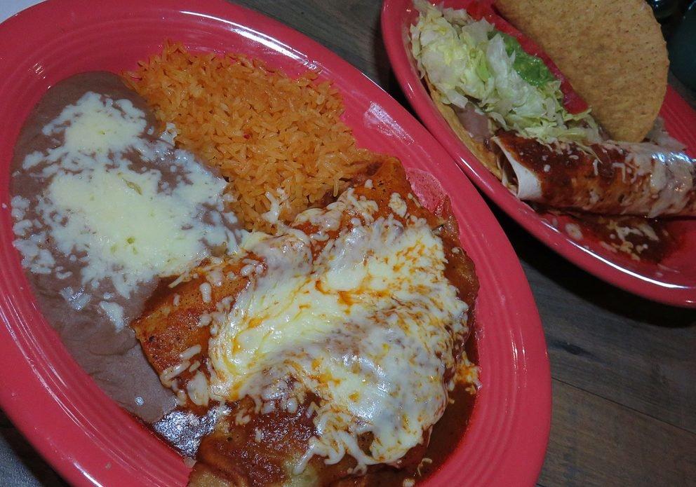 El Azteca combo dinnercrenhsized