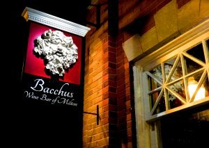 Bacchus OUT,  ?? IN