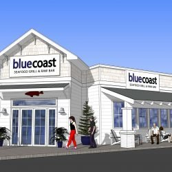 Bluecoast RB Breaks Ground