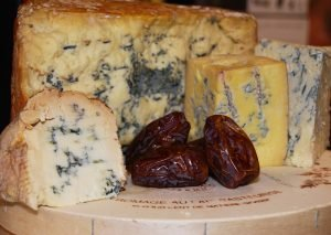 What is blue cheese, and why would I eat moldy cheese just because my spouse said I should? | View More