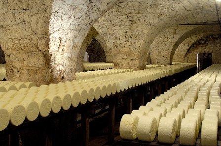 Roquefort Caves