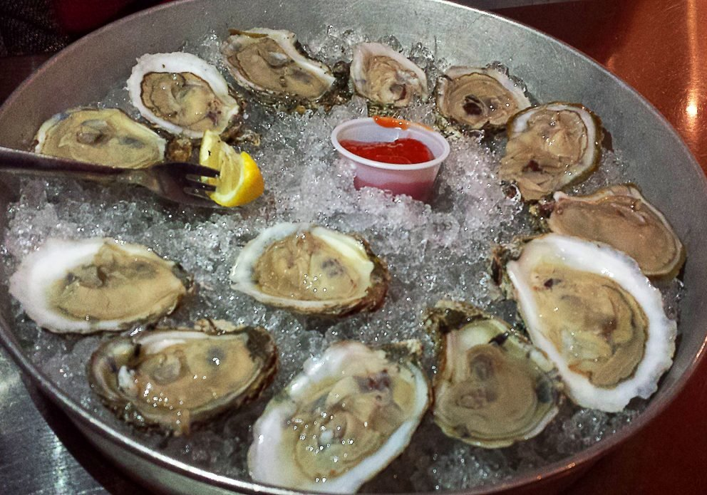 JD shuckers gtown 2 oysters rawcrenhsized