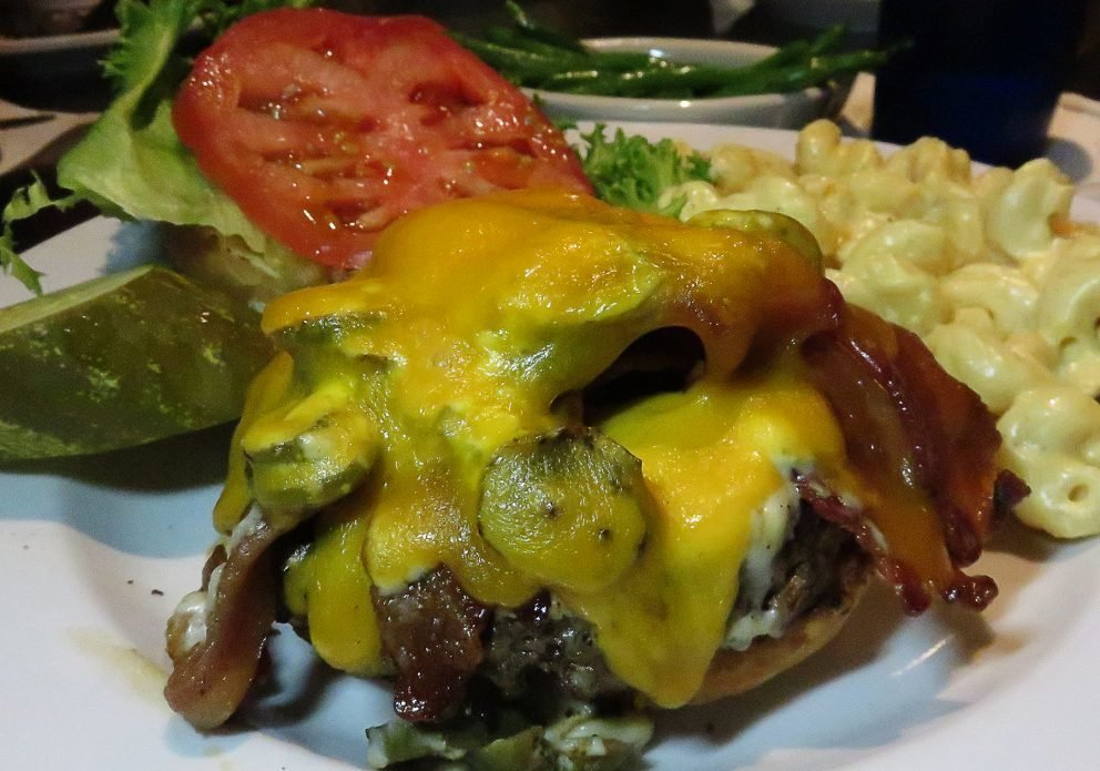 JD shuckers gtown burger and mnccrenhsized