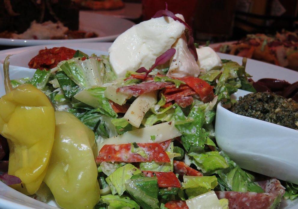 LEFTYS food italian saladcrenhsized