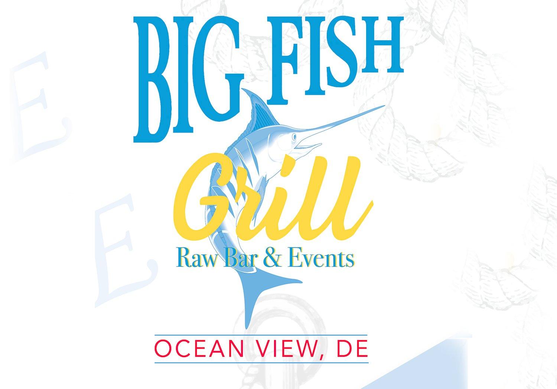 Big Fish in Ocean View   Restaurant Reviews Rehoboth Beach DE Area