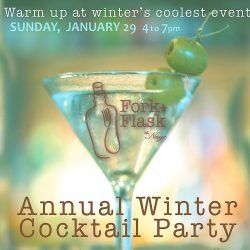 Winter Cocktail Party Sunday
