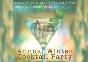Winter Cocktail Party 1/29