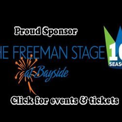 Visit Freeman Stage @ Bayside