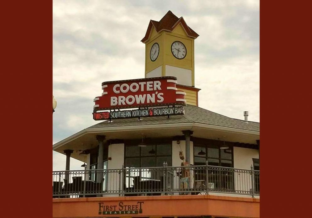 cooter brown's big sign 2crenh