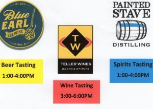 Deli & Spirits at Teller 5/27