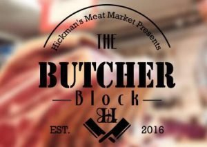 Milton's Butcher Block OPEN