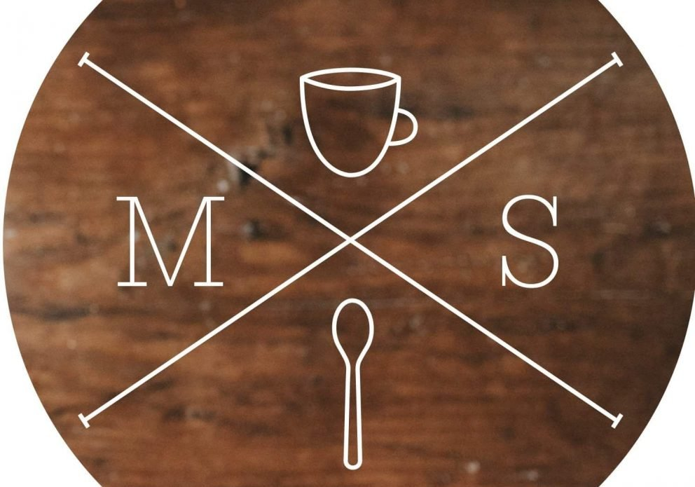 mug & spoon LOGO TILE RIMP