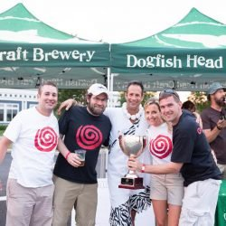 Bocce at Dogfish 10/2