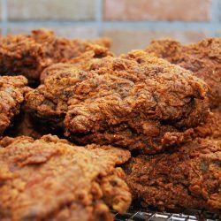 Fried Chix w/Mystery Chef! -Tues.