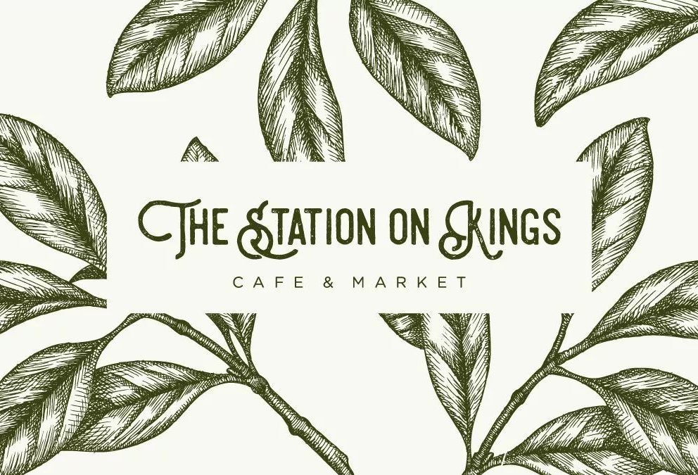 Station LOGO leaves
