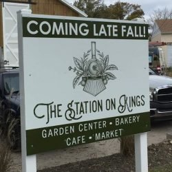 Station on Kings Opening Soon