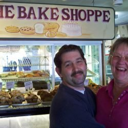 Bake Shoppe Closed