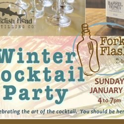 Winter Cocktail Battle! 1/28