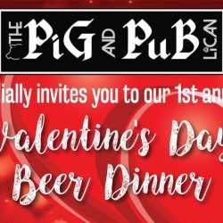 Beer is for Lovers! 2/14